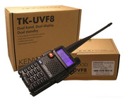 Радиостанция KENWOOD TK-UVF8 Dual Band (Мощность: до 8 Вт.) новая