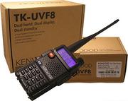 радиостанция Kenwood TK-UVF8 торг новая