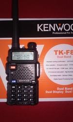 Рация Kenwood TK-F8 Dual Band новая